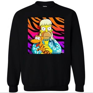 PRICE IS FIRME🔥Tiger King Sweater